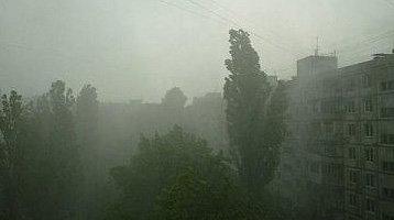 наводнение Одесса
