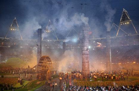 Олимпиада в Лондоне