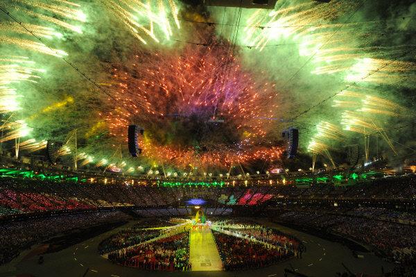 Олимпиада 2012 закрытие