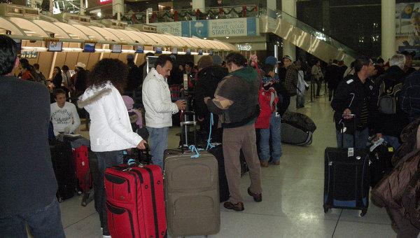 аэропорт багаж пассажиры