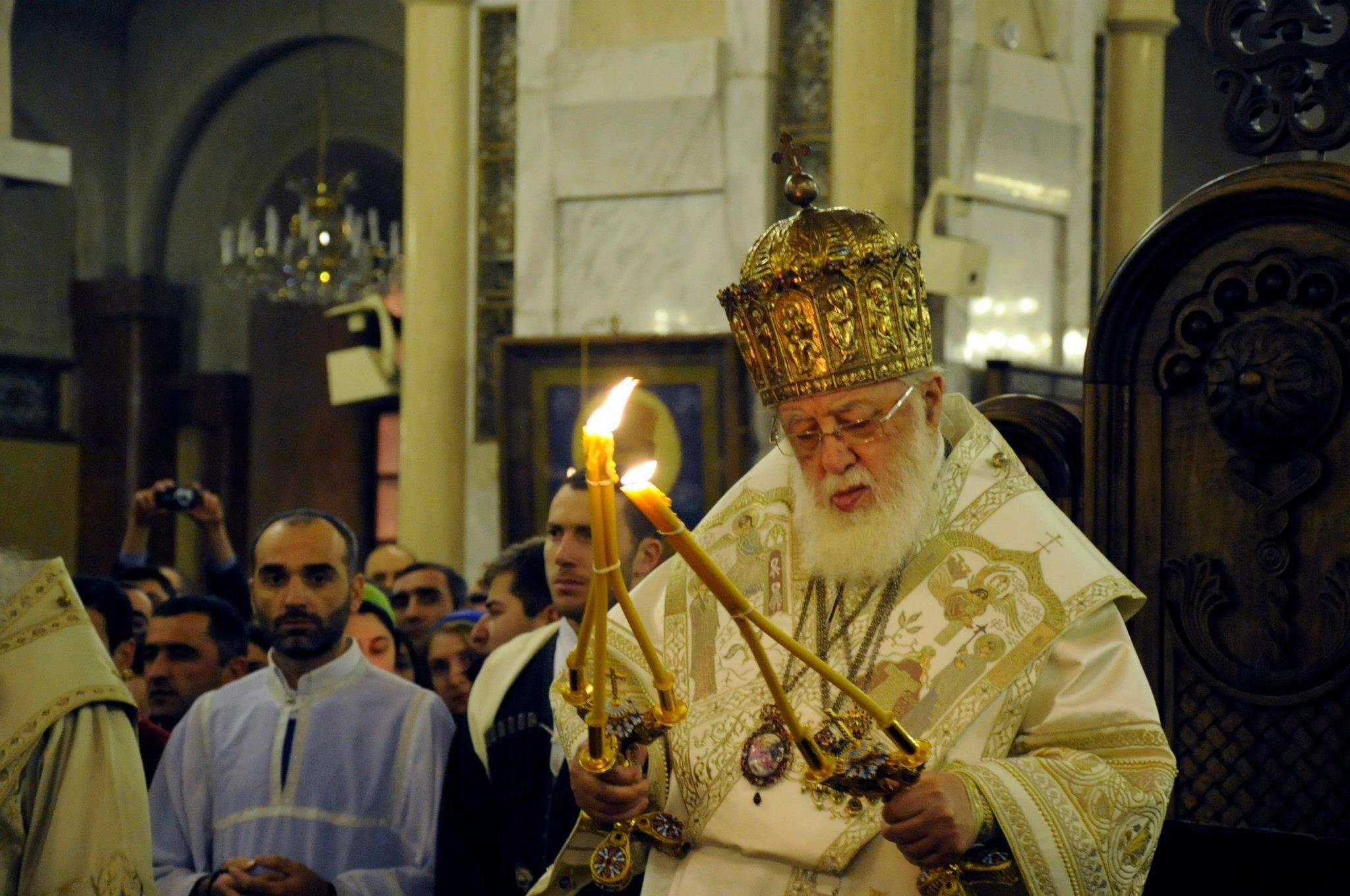 Патриарх Всея Грузии Илия Второй
