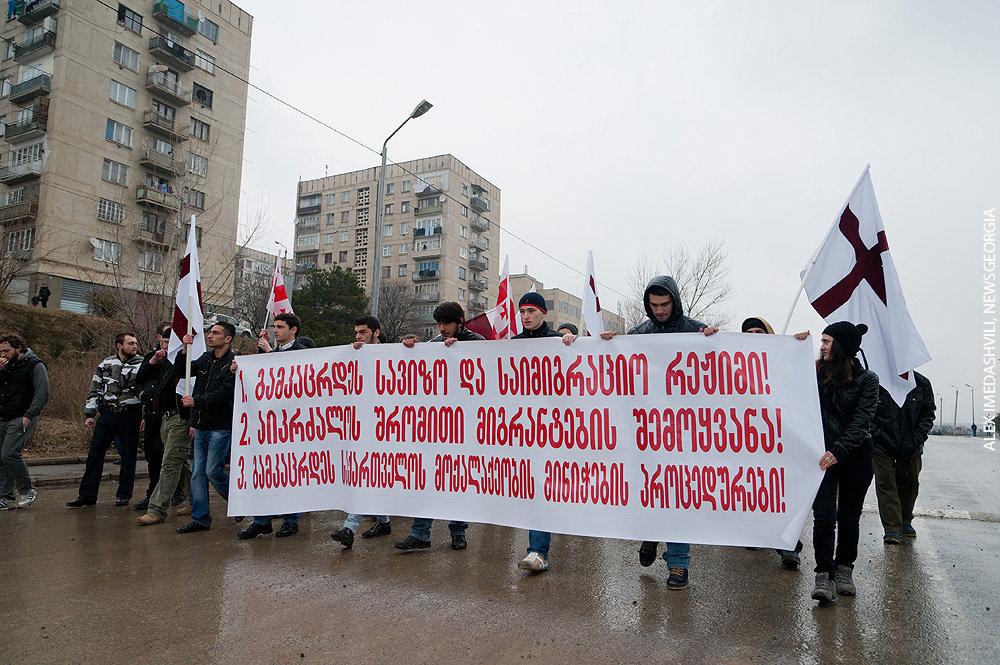 Народный фронт против трудовых мигрантов