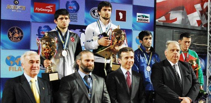 Чемпионат Европы по борьбе