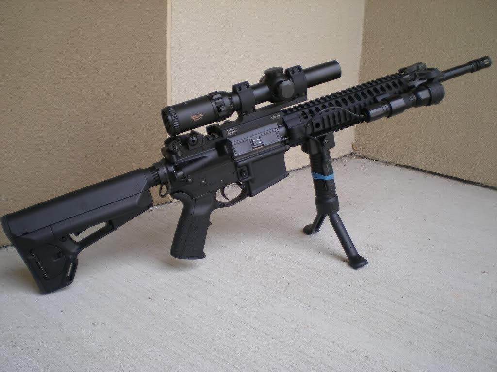 грузинская винтовка G-5