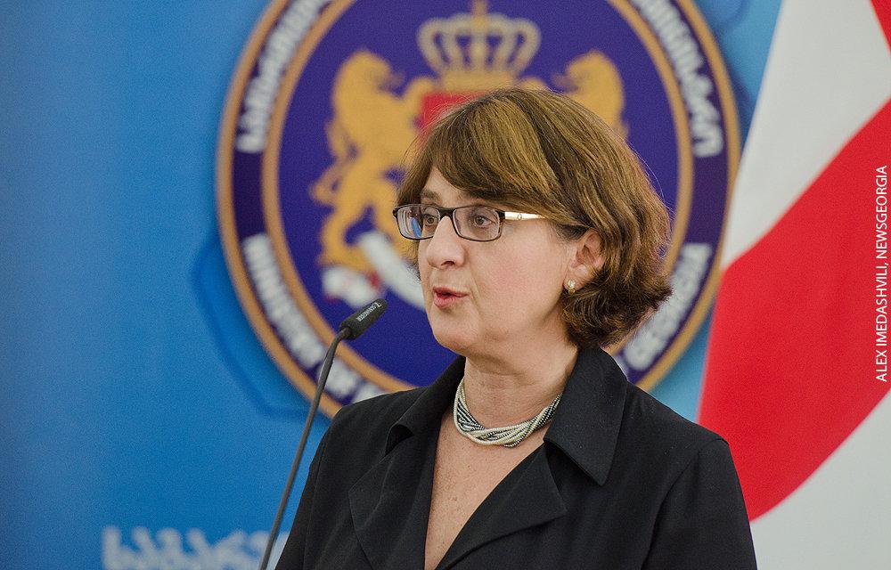 Майя Панджикидзе