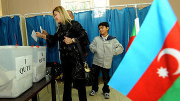 Азербайджан, выборы