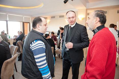 Тариэл Гагнидзе и Ираклий Тодуа