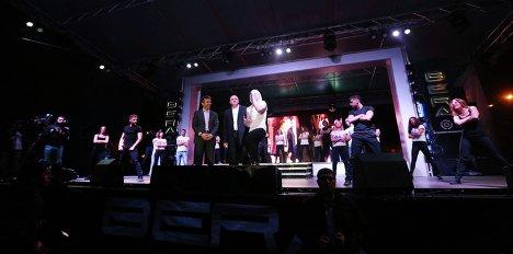 Концерт Беры Иванишвили в поддержку Грузинской мечты