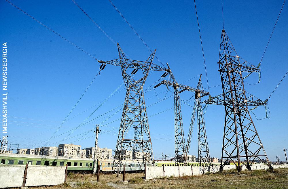 электроэнергия ЛЭП энергетика