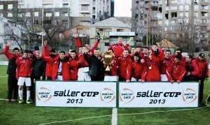 Сабуртало Тбилиси, победитель Кубка Саллера 2013 года