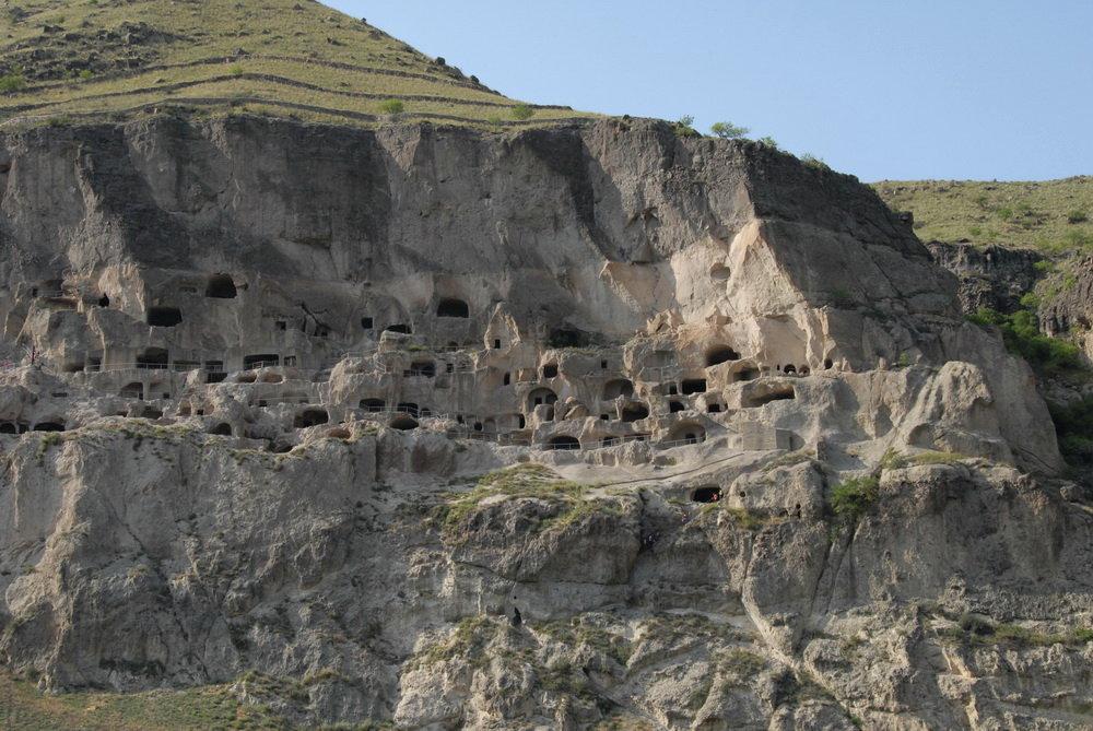 Пещерный монастырский комплекс XII – XIII Вардзия