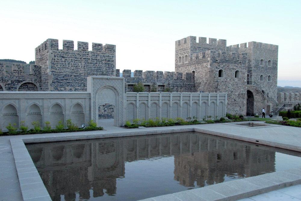 крепость Рабат регион Самцхе-Джавахети