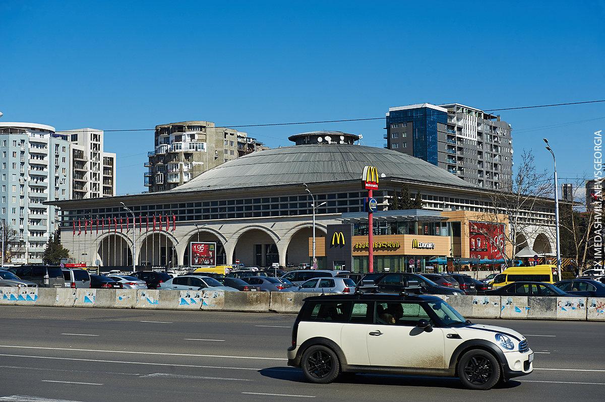 Дворец спорта, Тбилиси