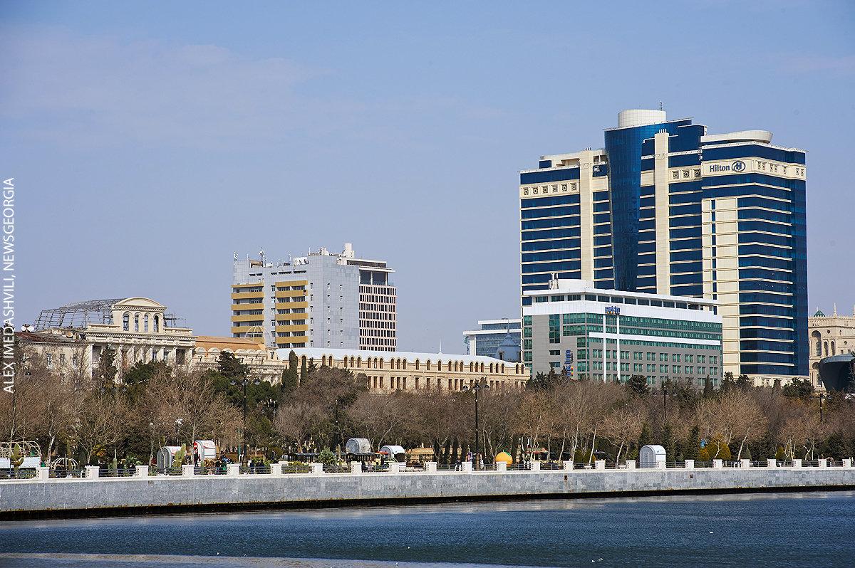 отель Hilton Баку Азербайджан