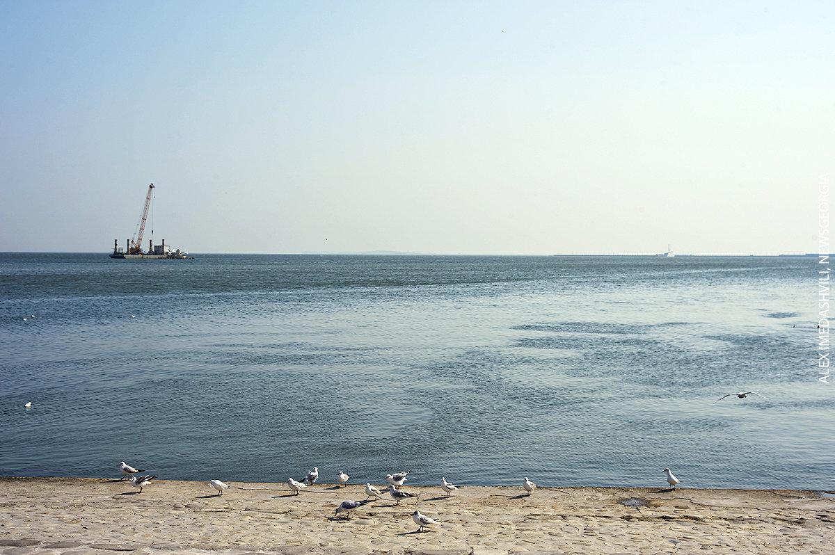 Каспийское море Азербайджан