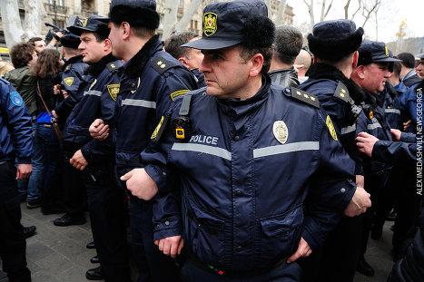 кордон полиция