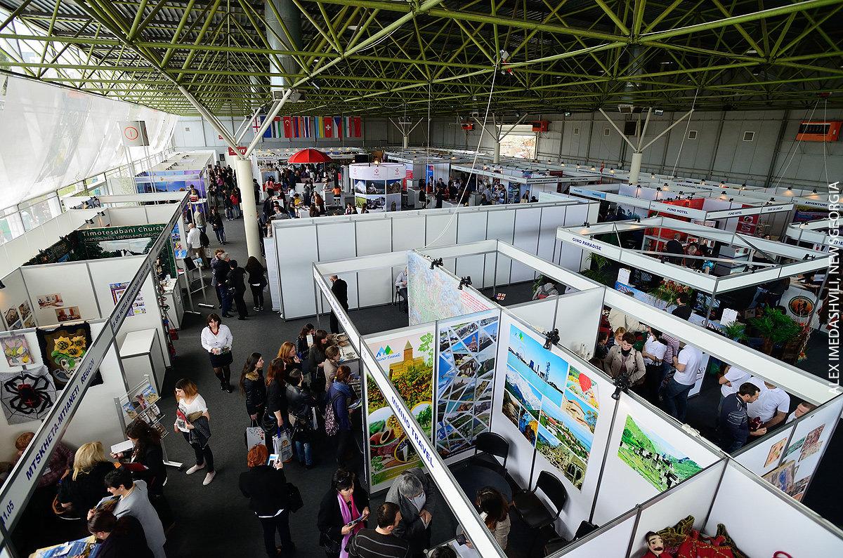 16-я Международная туристическая выставка