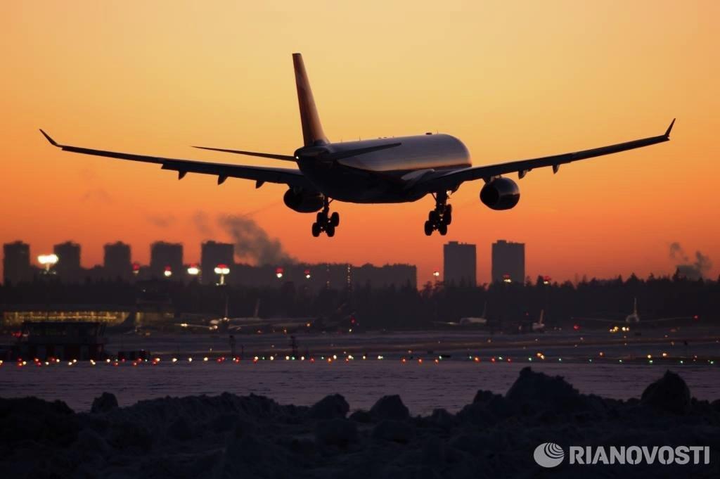 самолет Аэрофлот