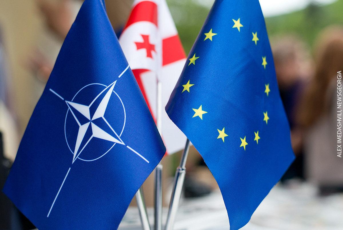 НАТО и ЕС
