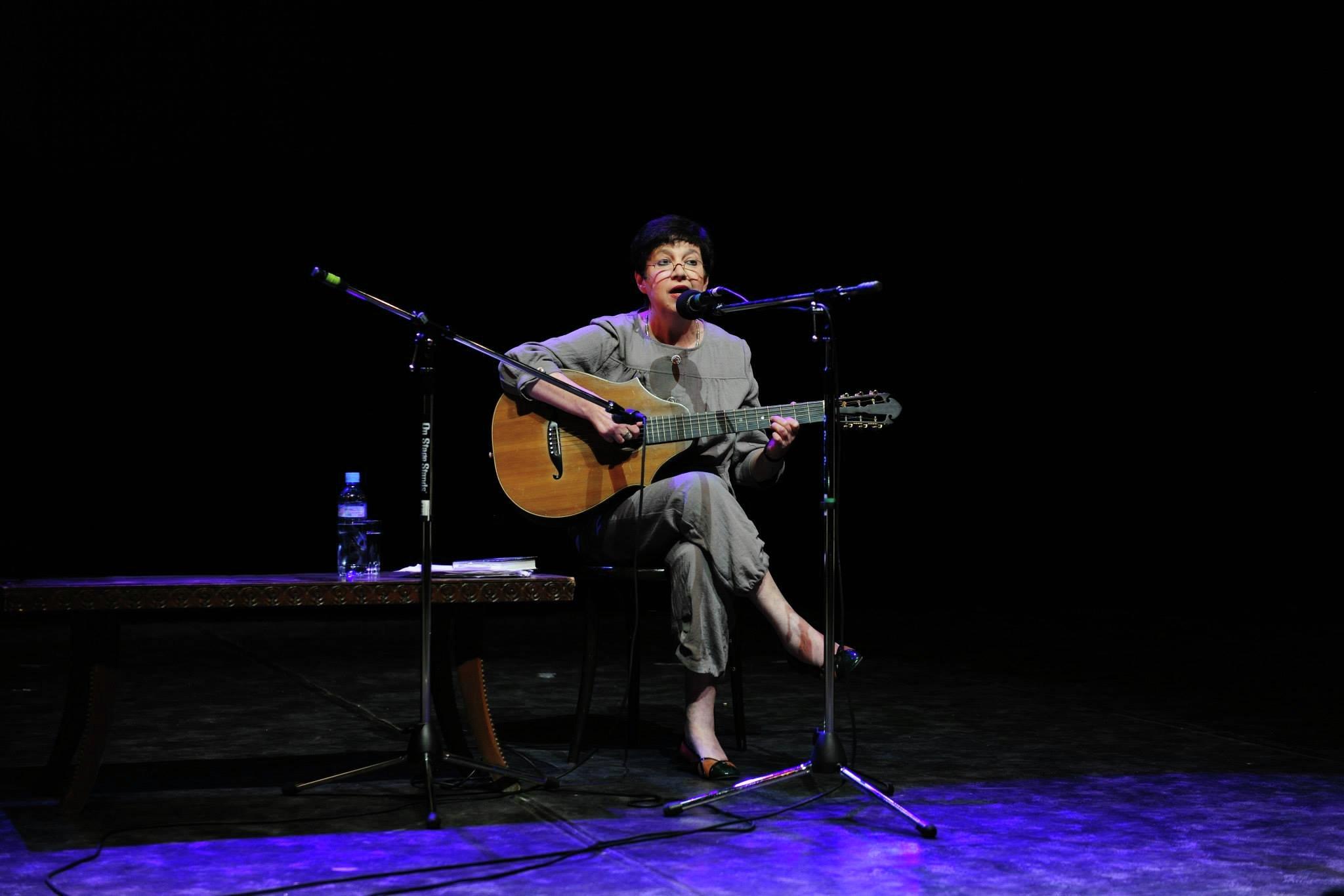Фестиваль авторской песни, день третий. Специальный гость фестиваля Вероника Долина.