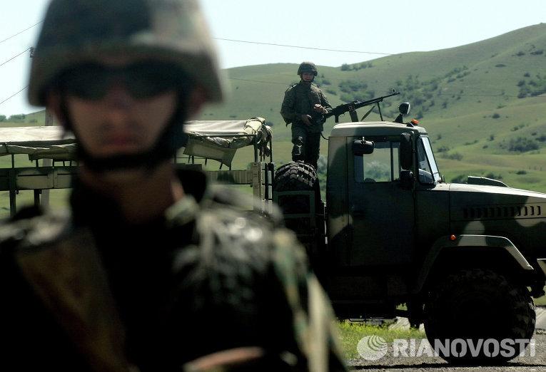 учения НАТО, грузинская армия, архив