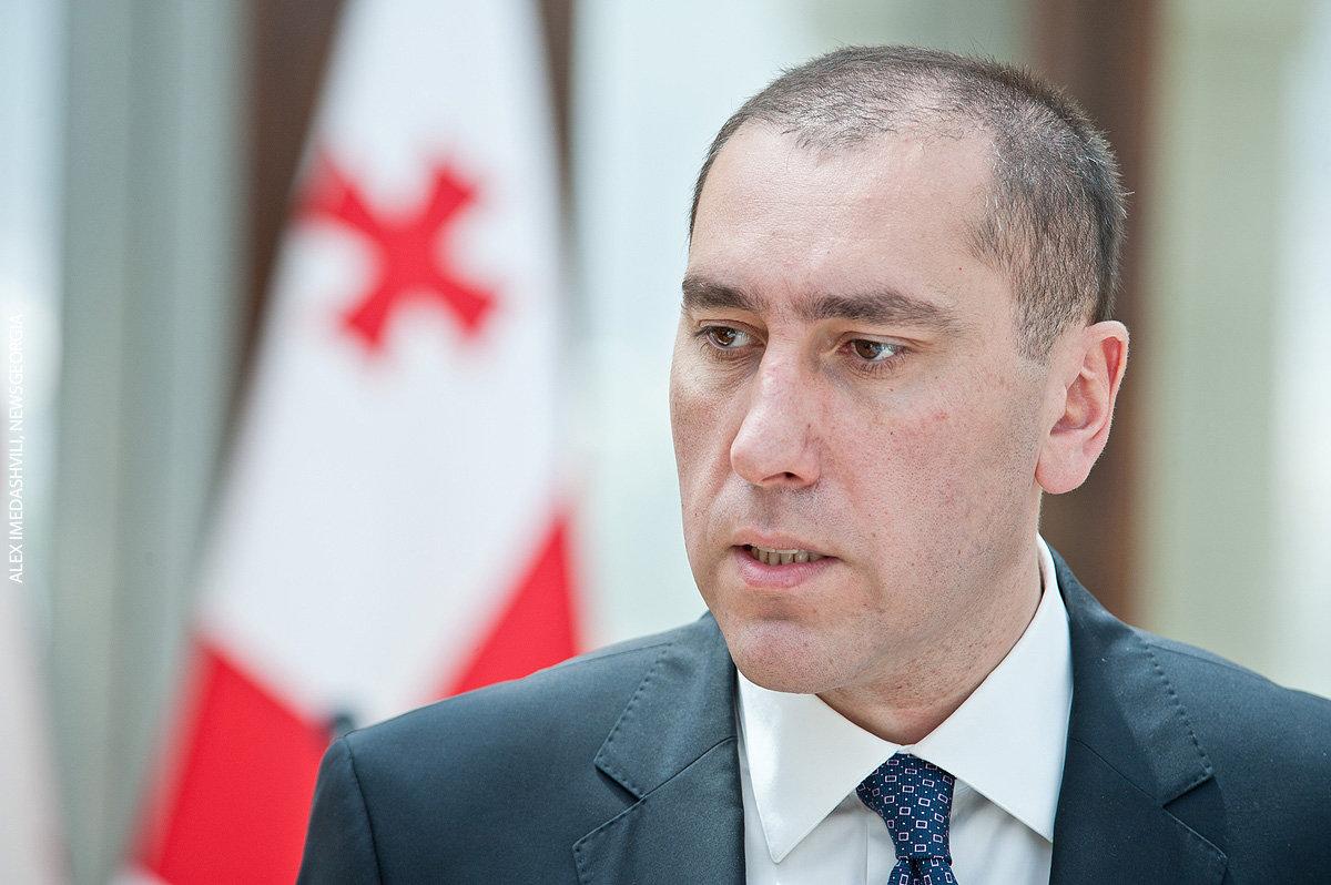 Зураб Абашидзе, депутат