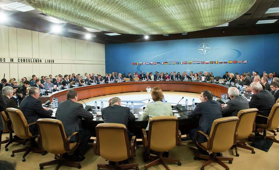 заседание комиссии Грузия - НАТО