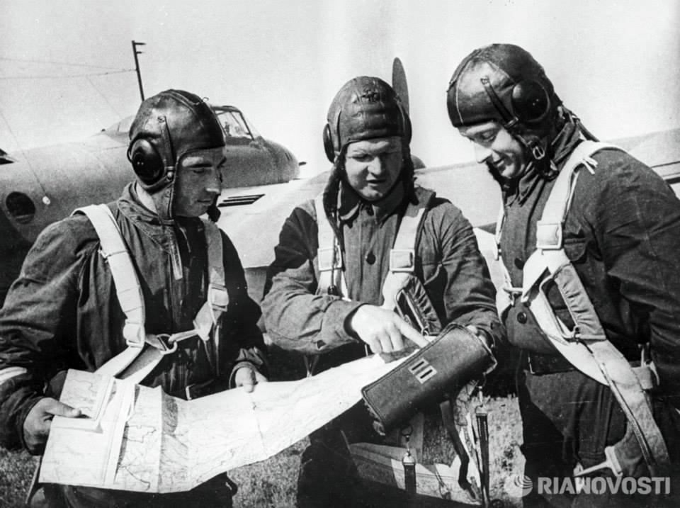 ВОВ, Вторая мировая война