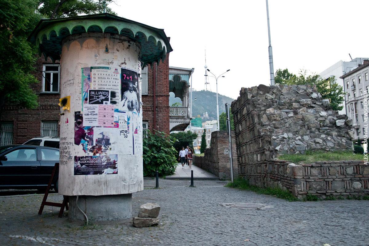 Тбилиси, афиша
