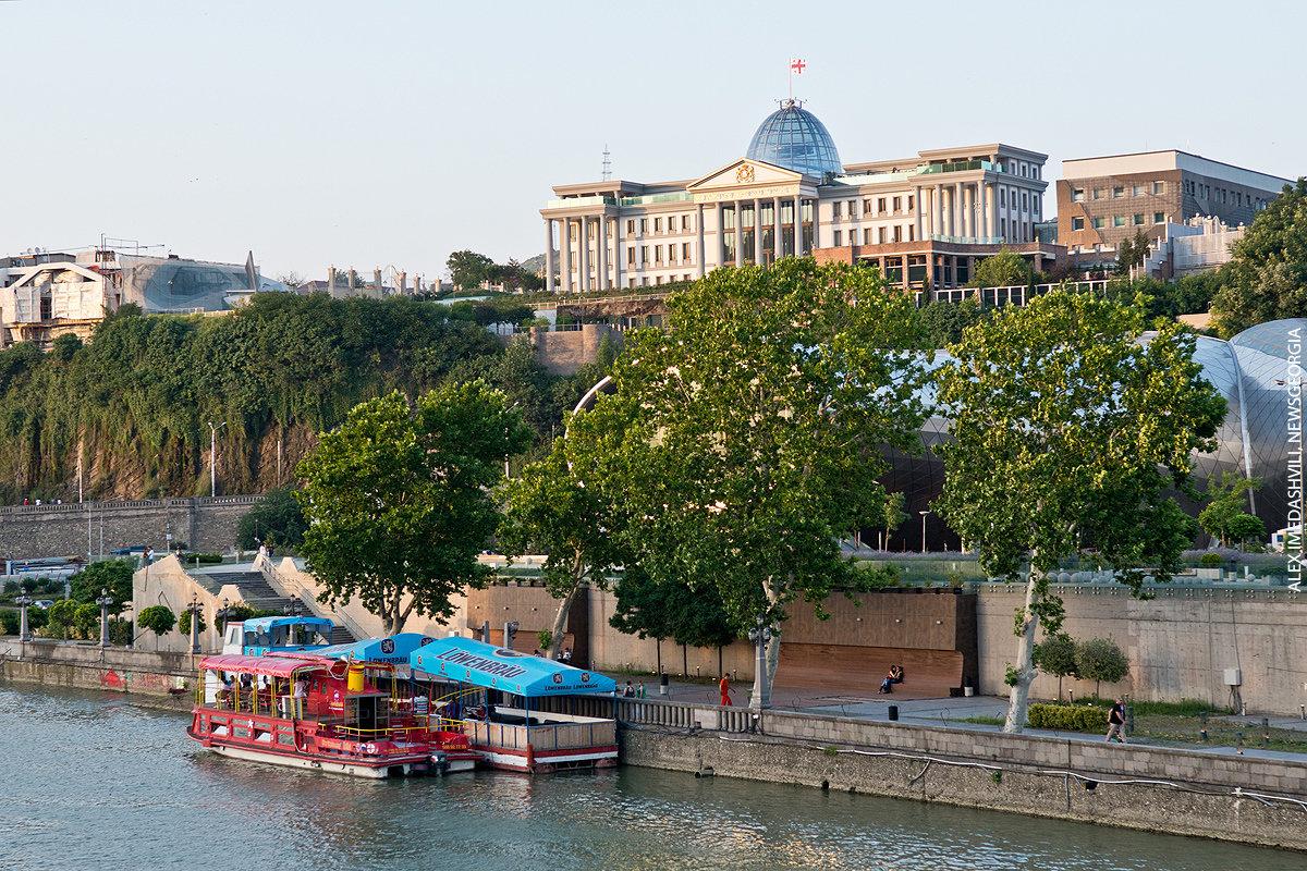 Тбилиси, президентский дворец