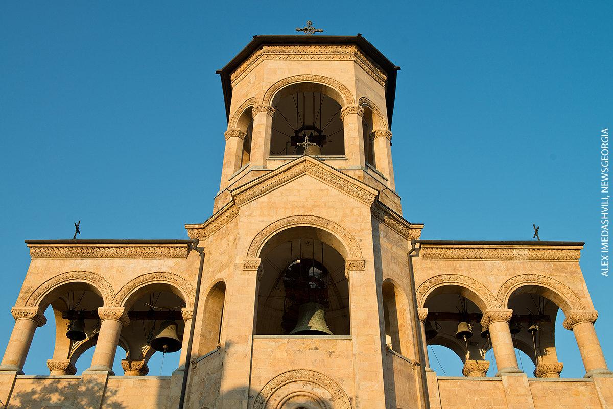собор Святой Троицы Самеба