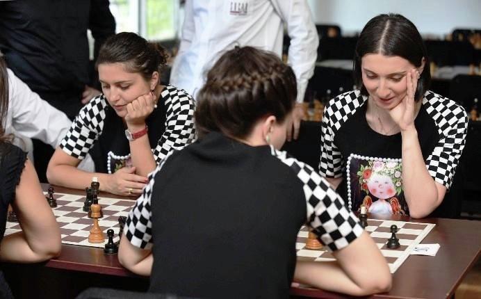 Женская сборная Грузии по шахматам