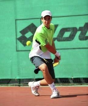 Теннисист Александр Метревели