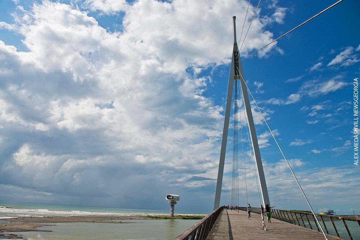 мост из Анаклия в Ганмухури