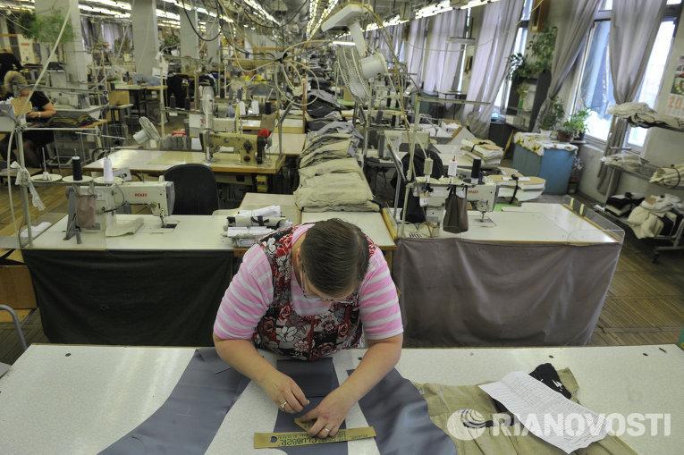 Фото купить цех по пошиву одежды