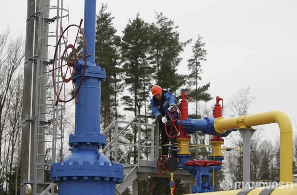 газовая магистраль газопровод