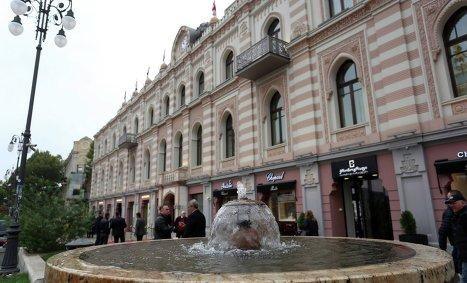 тбилисский городской совет Сакребуло