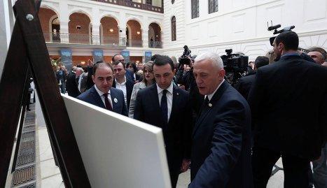 Ираклий Гарибашвили и Давид Нармания