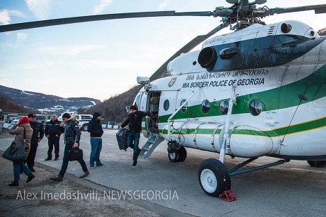 эвакуация спасательная операция