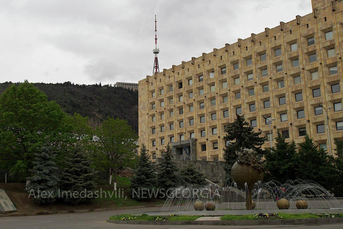 правительственная канцелярия правительство