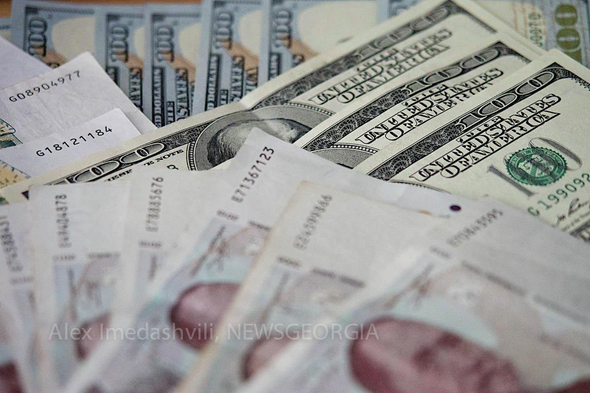 лари доллары валюта курс