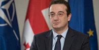 Посол Грузии в США Давид Бакрадзе