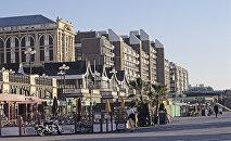 Набережная в Гааге