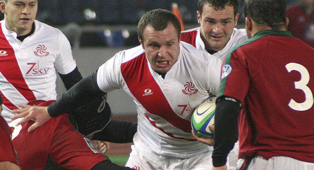 Регби, Грузия – Португалия 17-3
