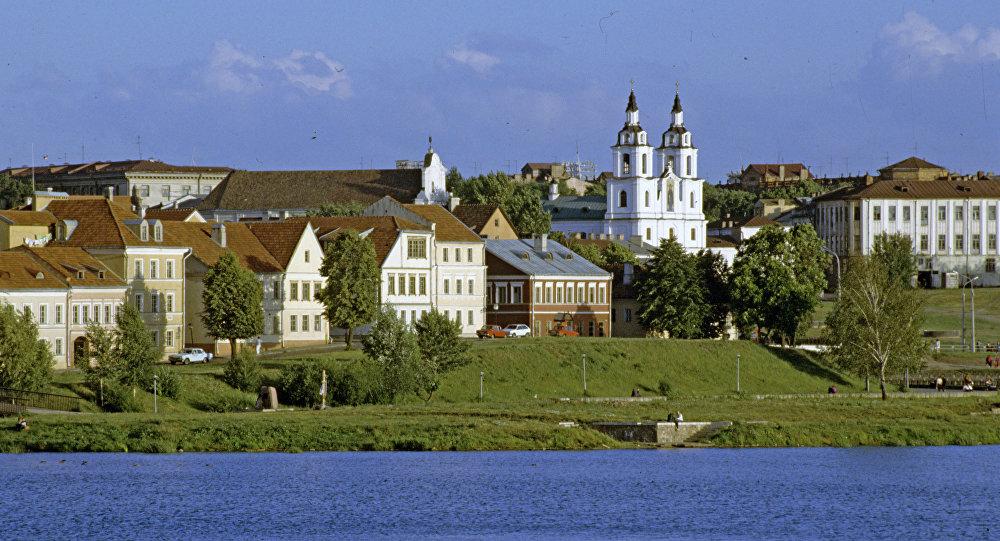 Исторический центр города Минска