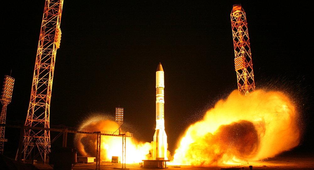 Индия осуществила 1-ый многоступенчатый запуск ракеты PSLV свыводом 8-ми спутников