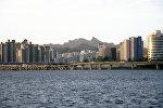 Сеул на закате