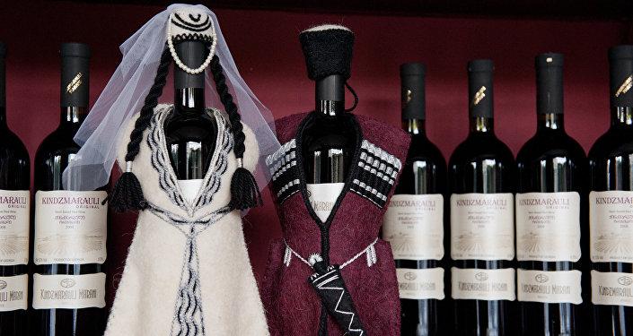 Роспотребнадзор разрешил грузинским производителям поставки вина