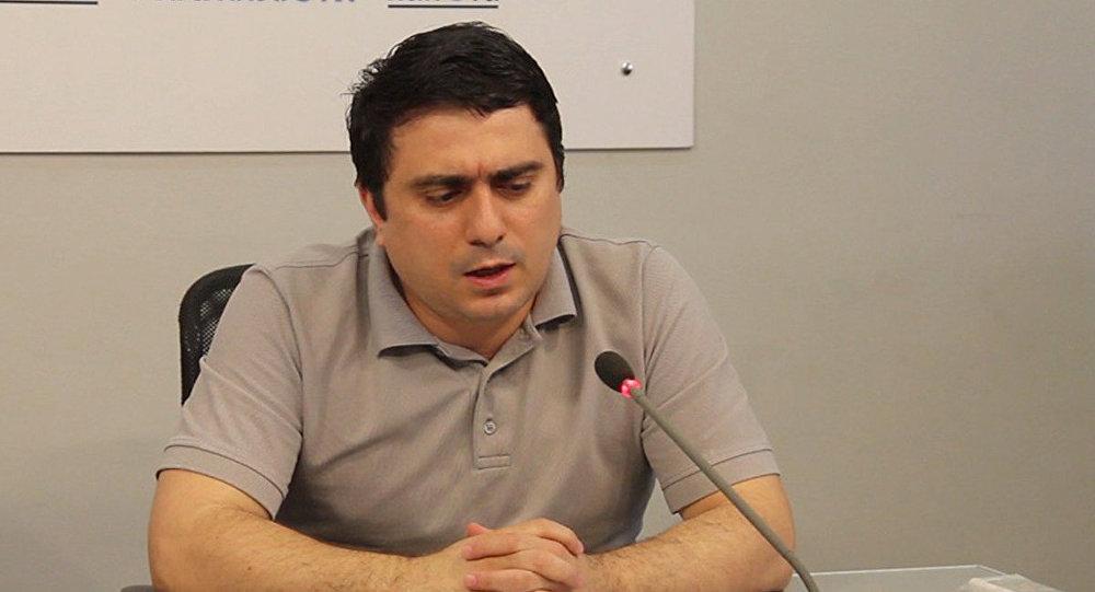 Арчил Чкоидзе: Маргвелашвили встречается лишь с избранными НПО