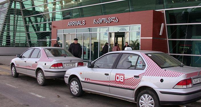 Международный аэропорт Тбилиси